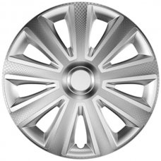 16 Coll, Aviator Carbon Silver DISZTÁRCSA 108887, ezüst, univerzális,