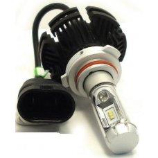 Autó LED 9012 12V 25W 6000Lm 6000K (CREE LED)