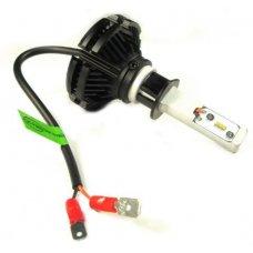 Autó LED H1 12V 25W 6000Lm 6000K (CREE LED)